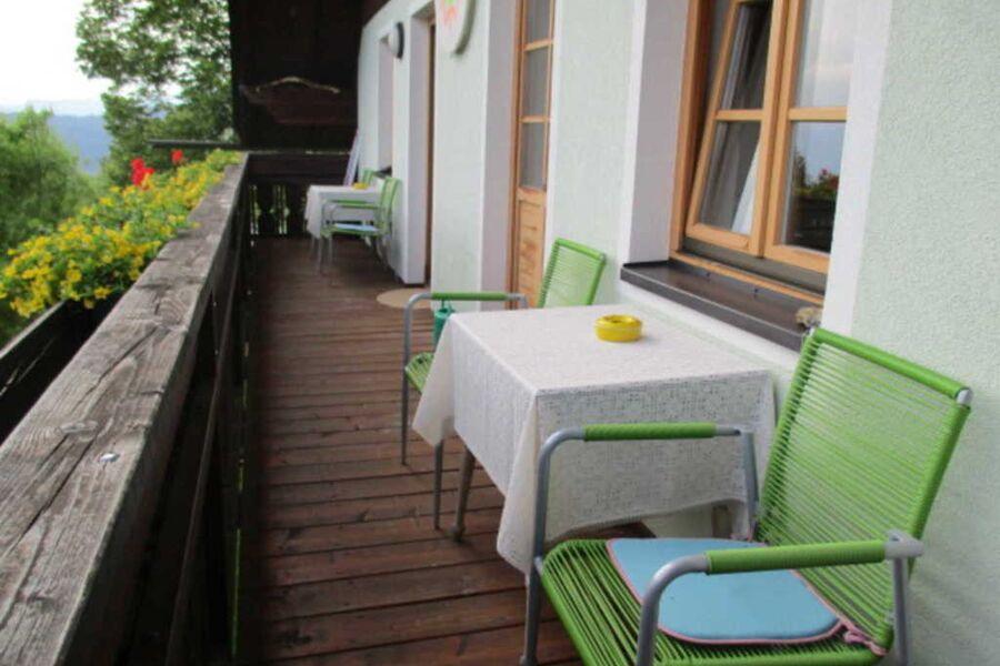 Berghof * Familie Steinwender, Ferienwohnung 1