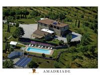 Amadriade Agritourism - Ferienwohnung Erica in Petroio - kleines Detailbild