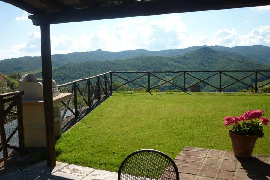 Terrassen von Parata + Capanna