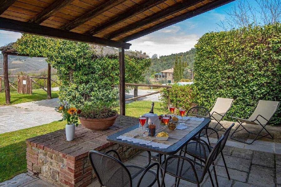 wenn es für den Pool mal zu kühl ist...