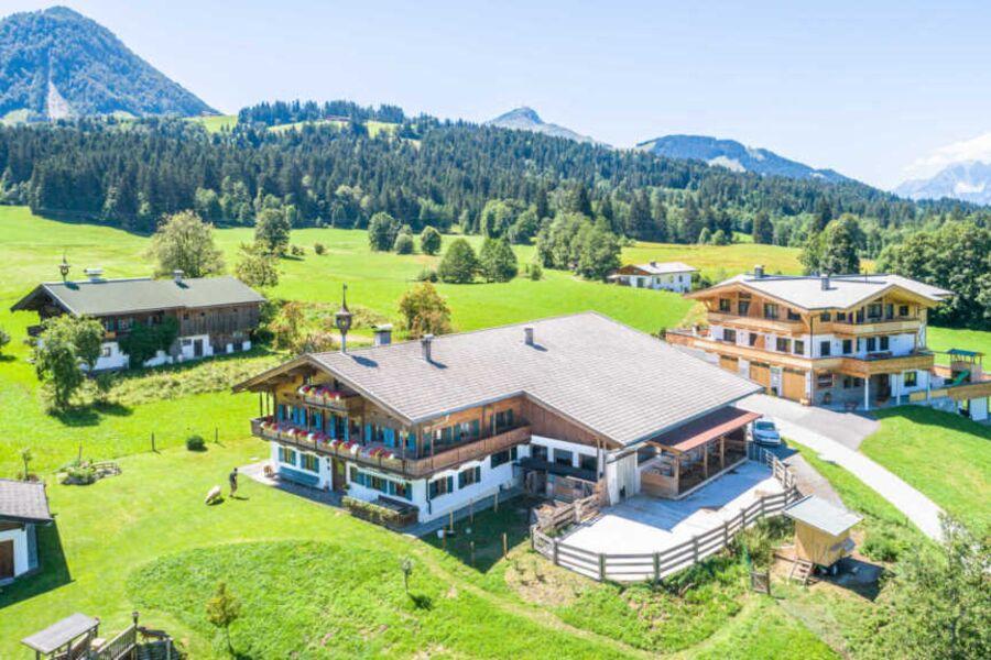 Biobauernhof Mittermoos, Apartment Steinberg