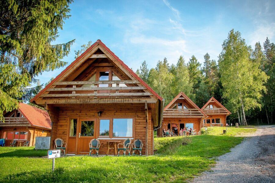Freizeitpark Stausee Hohenfelden