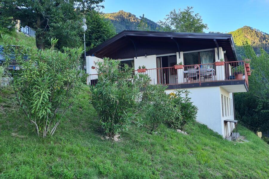 Außenansicht unserer Casa Bellavista