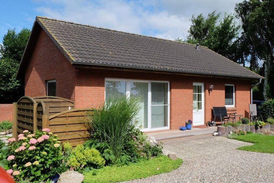 Ferienhaus mit Sonnen-Veranda