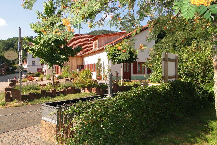 Landhaus im Blumeneck