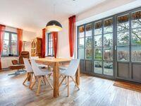 Reetdach - Ferienhaus Hornhecht, Reetdach FH mit Sauna, Kamin, 3 Schlafzimmer, 2 Bäder in Kamminke - kleines Detailbild