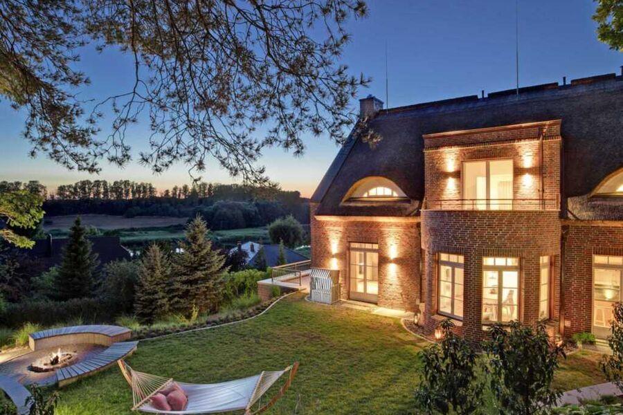 Englische Landhaus Am Weissen Berg in Seedorf