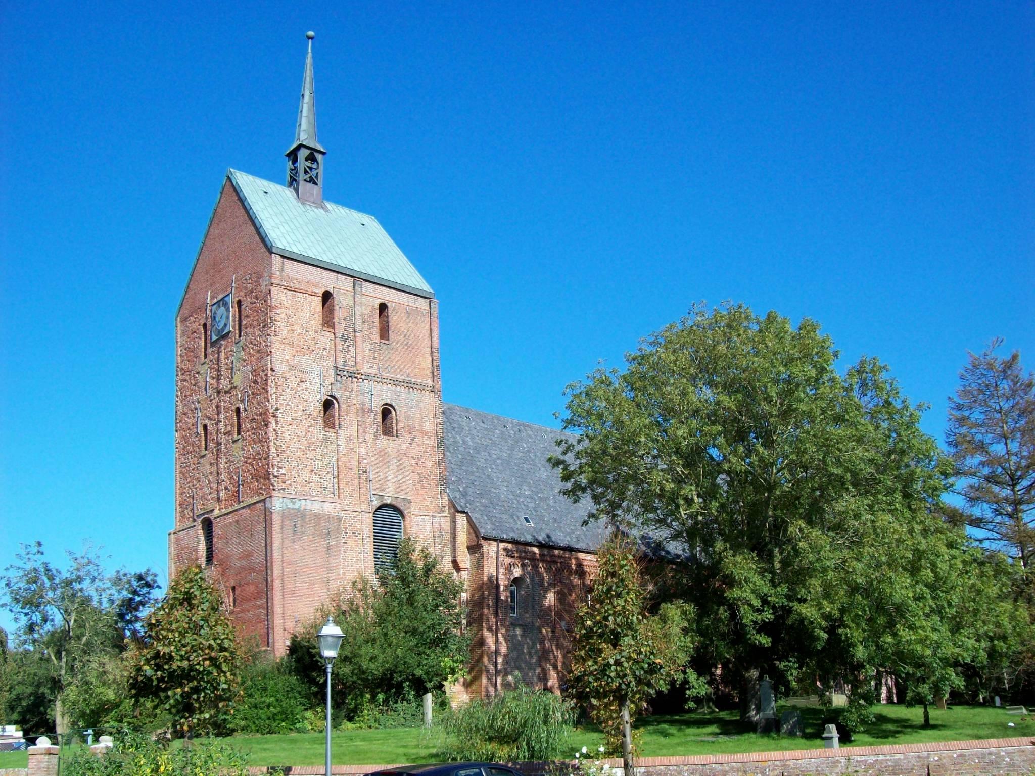 Ansgari Kirche in Hage