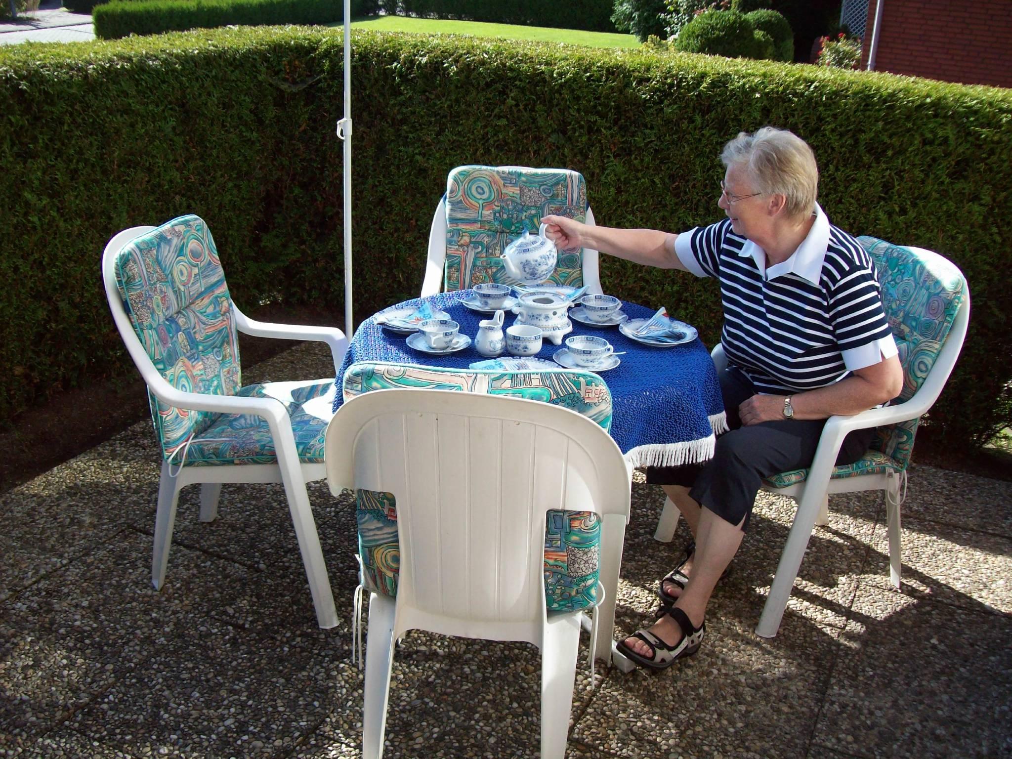 Teezeit mit Hanna