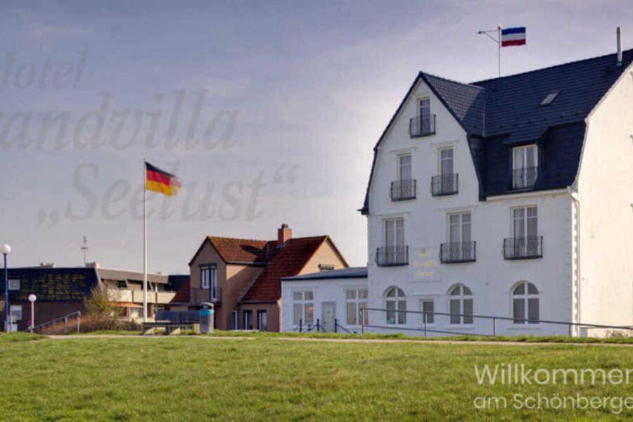 Strandvilla Seelust, Nr.01 - EG Familienzimmer