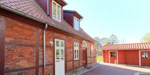 Gästehaus Alte Schmiede in Bleckede, Bei Lüneburg-großzügig & rollstuhlgeeignete Ferienwohnung in Bleckede - kleines Detailbild