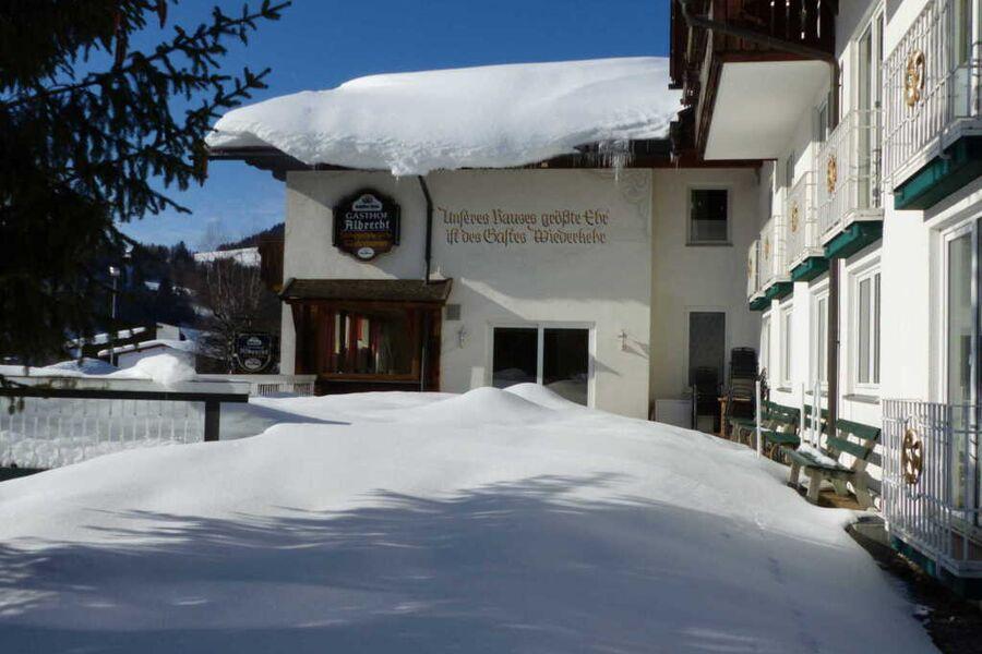 Landhotel Albrecht, Dreibettzimmer