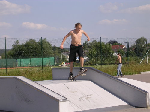 Skaterpark in Offingen
