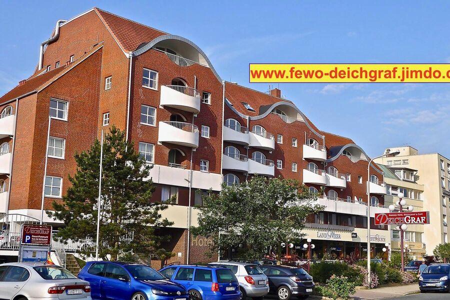 Hotel Deichgraf, Döse