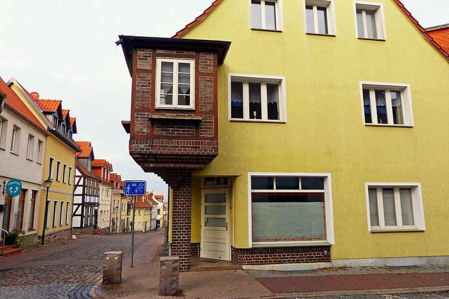 Wohnung mit Erker im 1.Obergeschoss