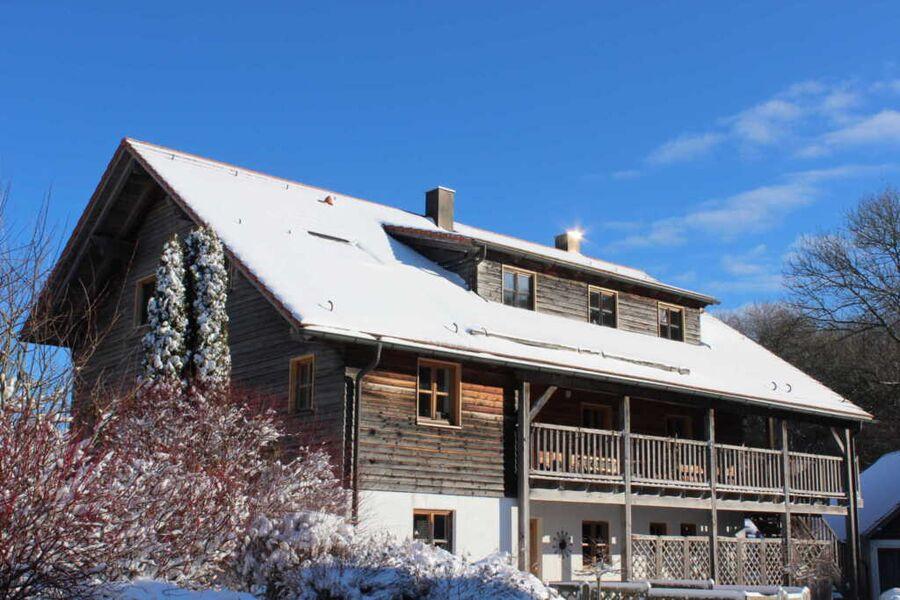 Appartement Herzblatt in idyllischem Landhaus