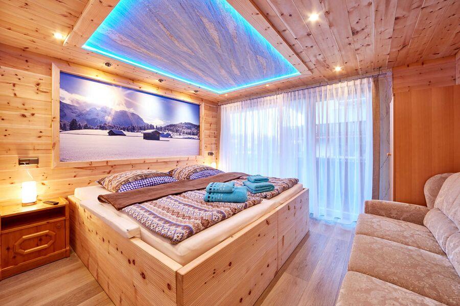 Sternezimmer auch im Winter einTraum ;-)