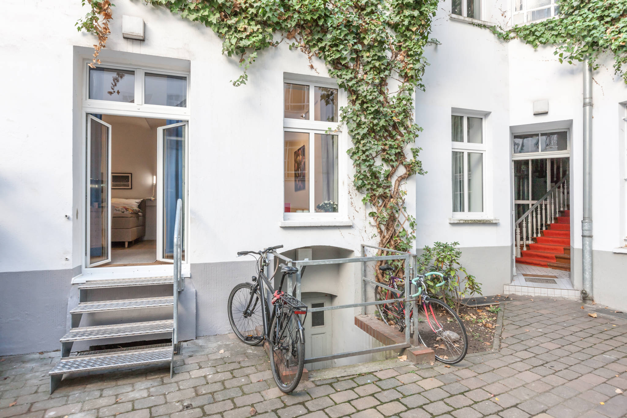 Apartment im Kollwitzkiez  - Umgebungsbild