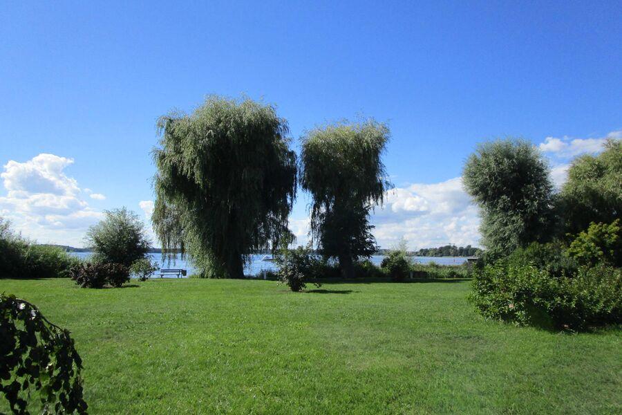 Müritzblick mit Naturbadestrand