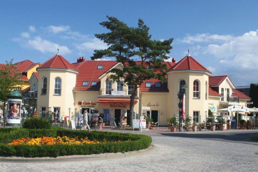 Strandplatz Karlshagen