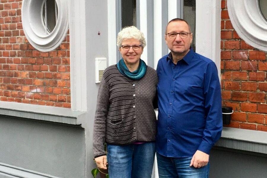 Birgit und Burkhard Schmidt