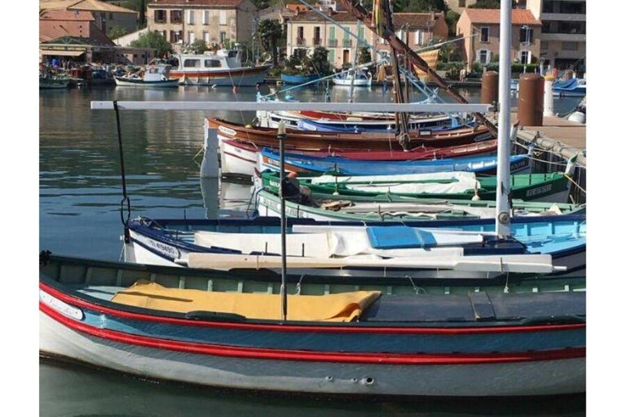 Fischerboot in St. Mandrier