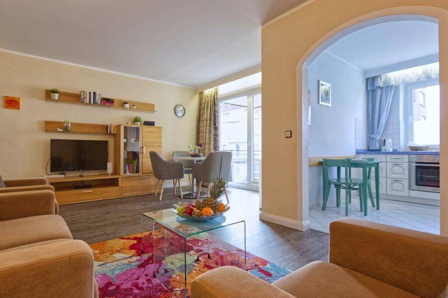 Haus Strandnixe - Wohnung 105