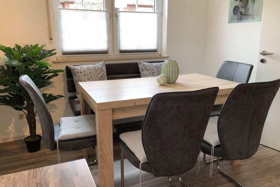 Wohnküche für 6 Personen