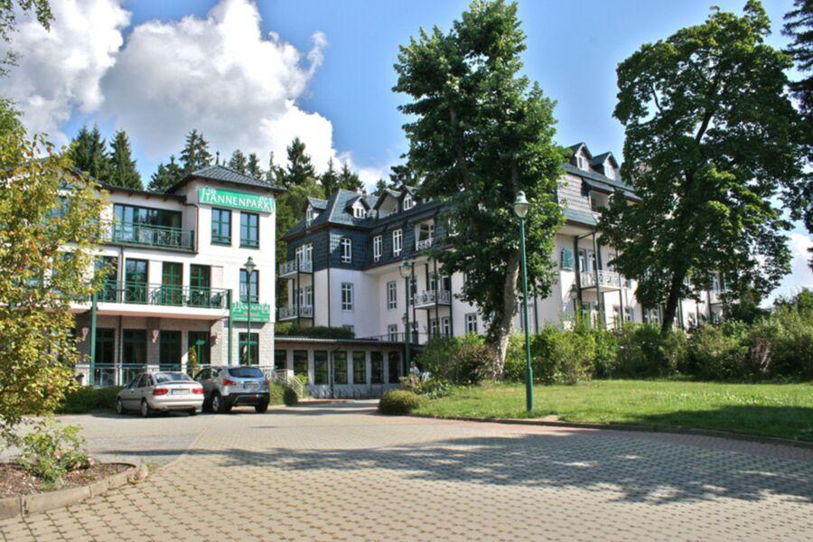 Ferien-Appartmentanlage Tannenpark, Ein-Raum-Appar
