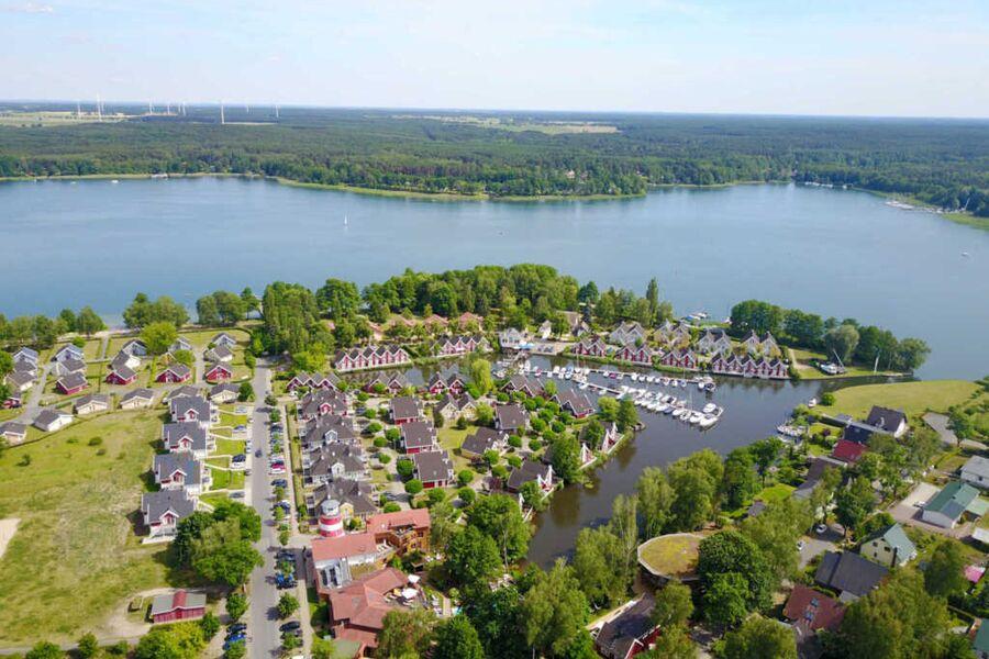 Ferienpark Scharmützelsee, Seestern im Ferienpark