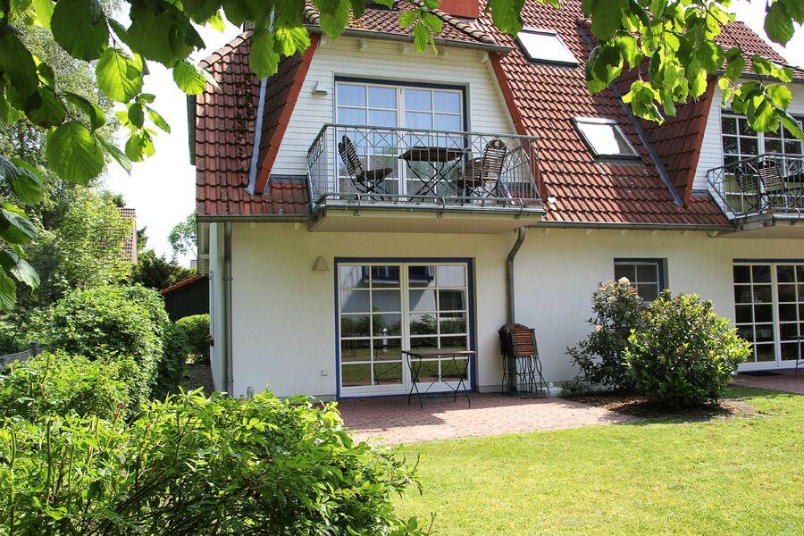 Ansicht Weidenhof, Wohnung erste Etage