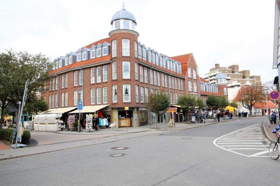 Haus Elbe 1 in Cuxhaven Duhnen