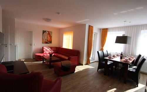 Residenz Horumersiel - Wohnung 1