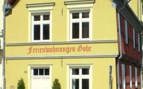 Gohr- Ferienwohnungen, 'Südwind' rollstuhlgerecht , EG Wasserstraße 57
