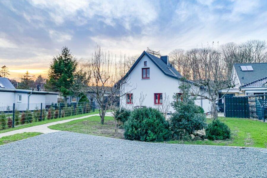 Eingang - Frankenstrasse 49- Kajüte 3