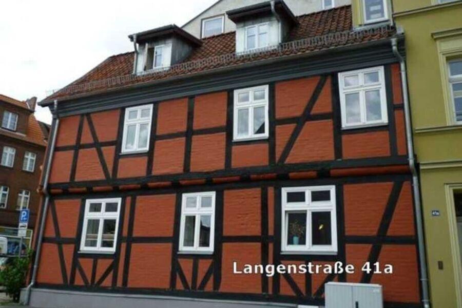 Ecke Wasserstraße- Langenstraße 41a