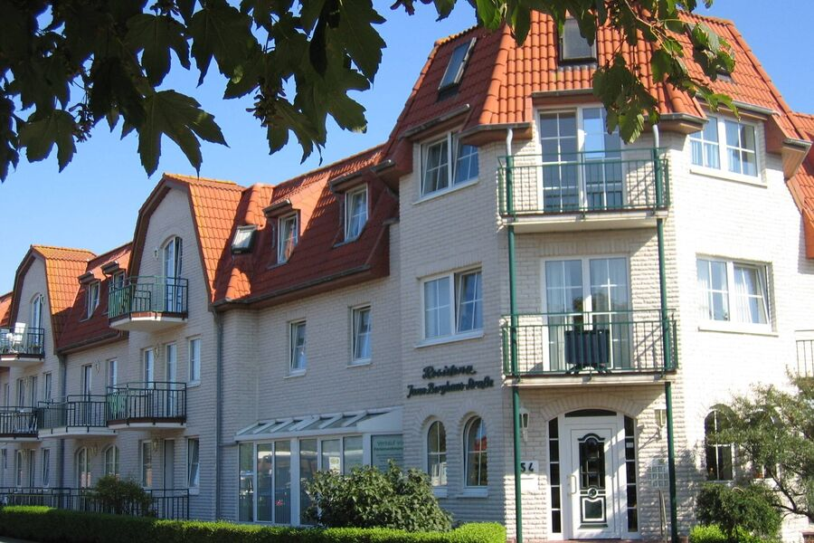 Die Residenz Jann-Berghaus