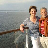 Vermieter: Norbert & Irmgard Bartels auf der Ostsee