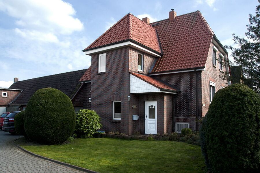Unser Haus in Dangast