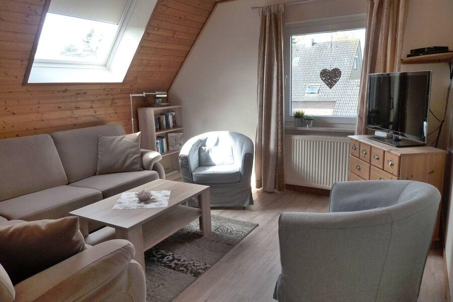 Wohnzimmer zum Relaxen!