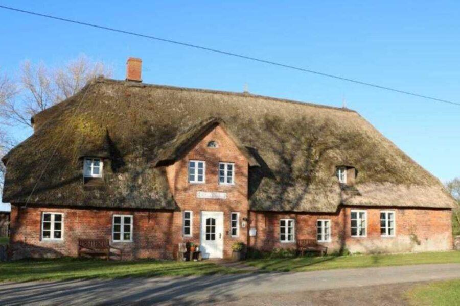 Ferienhaus Alte Ziegelei direkt am Eiderdeich Eing