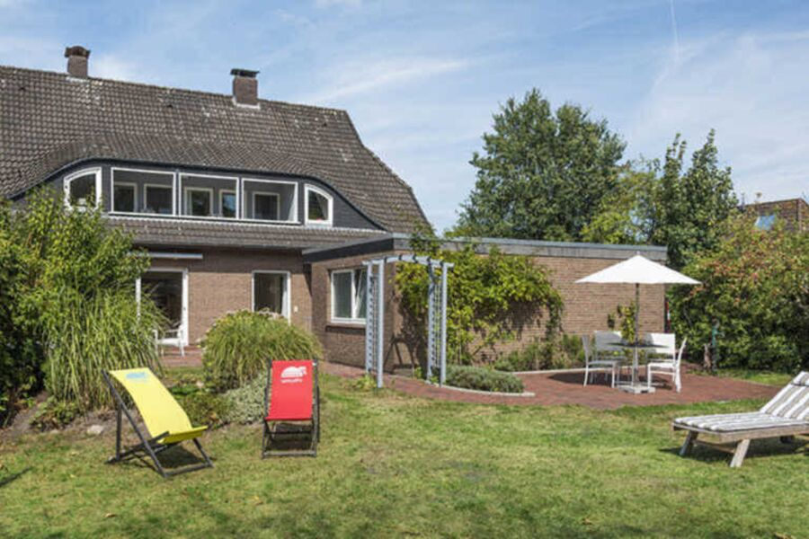 Diekhuus Arngast, Ferienhaus für 12 Personen in Da
