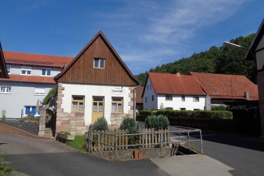 Ferienhaus Zur kleinen Kneipe