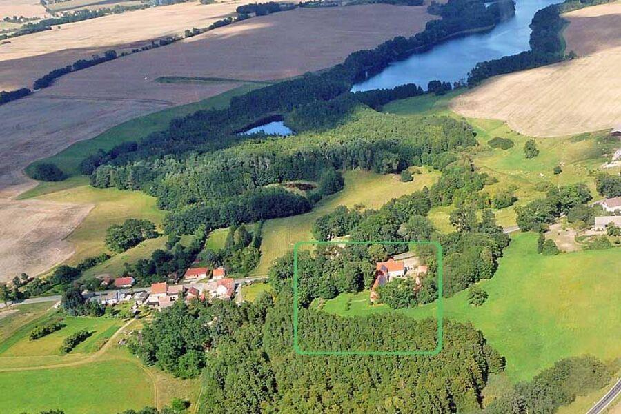 Ferienhof Georgenthal und Gabelsee