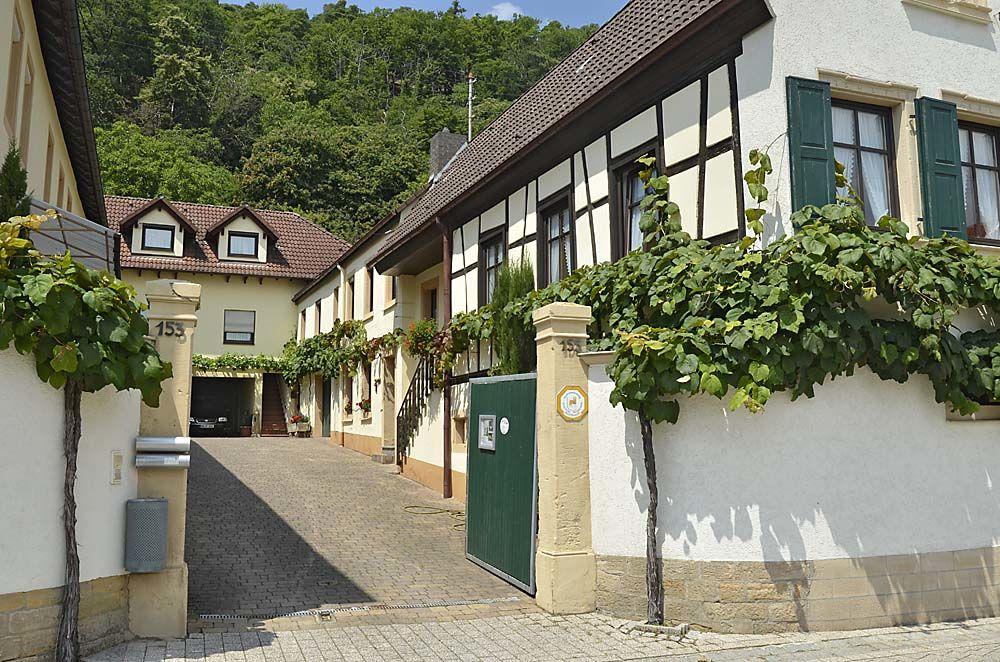 Ferienhaus Winzerhof 'Wohnung Kerner'