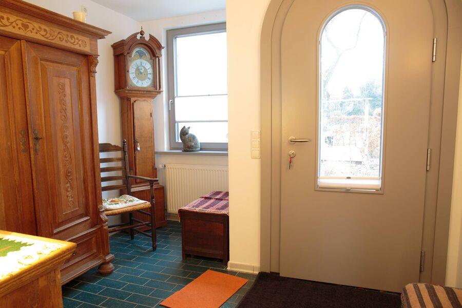 separater Eingangsbereich, Diele