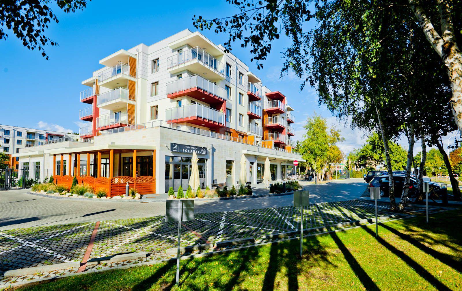 Neuer Komplex mit Restaurant,Schwimmbad.