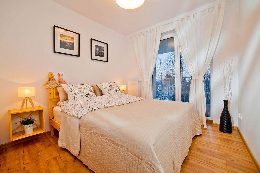 Schlafzimmer - Bett Queen Size 160x200