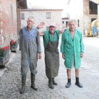 Vermieter: Mario, Carlo und Annibale Bigongiari