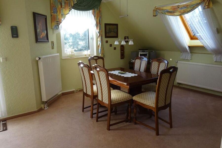 Wohnzimmer Eßbereich
